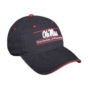 Mississippi Soft Structure Bar Hat