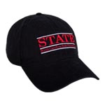 NC State Soft-Structure Logo Hat