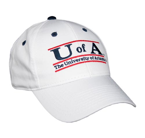 edaa54f24e78c Arizona Snapback College Bar Hats by The Game