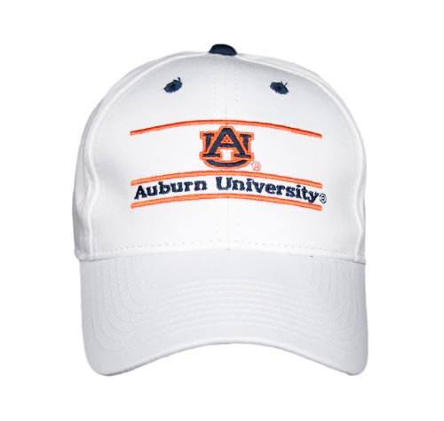 7e5f608d7d9 Auburn Snapback College Bar Hats by The Game