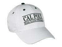 California Polytechnic State University Bar Hat