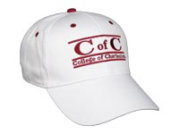 College of Charleston Bar Hat