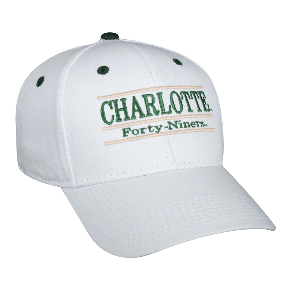 UNC Charlotte Forty-Niners Bar Hat by The Game fe8a585762f