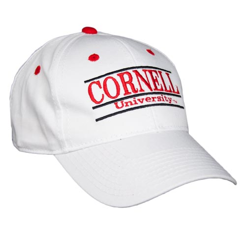 Cornell Snapback College Bar Hats by The Game e0a8a24f13f