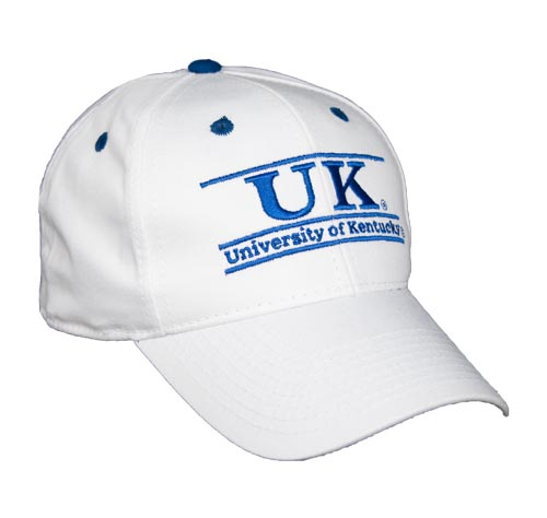 Kentucky Snapback College Bar Hats by The Game b70cd5fba
