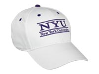 New York University Bar Hat