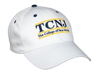The College of New Jersey Bar Hat