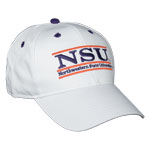 Northwestern State Bar Hat