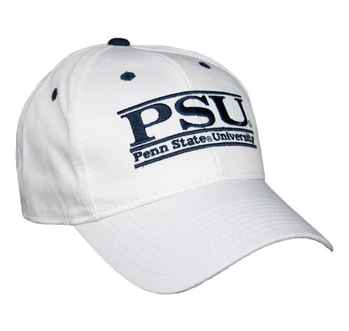 3f8ae65f767 Penn State Snapback College Bar Hats by The Game