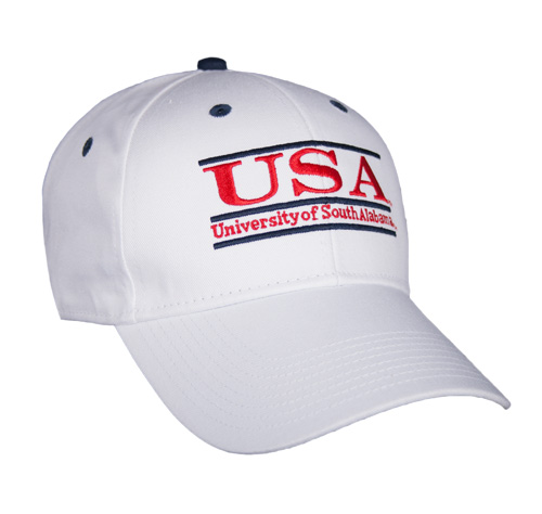 South Alabama Snapback College Bar Hats by The Game 6ca8b9905f3