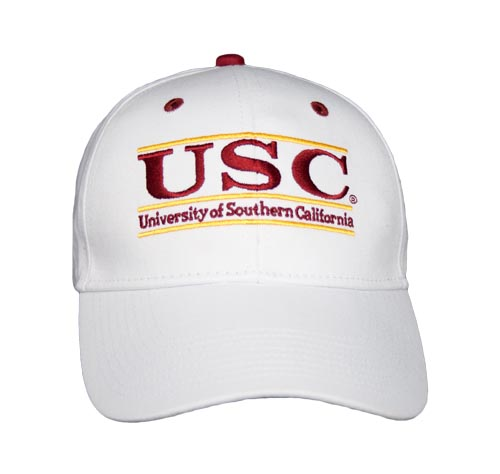 1aab8164bc6ac USC Snapback College Bar Hats by The Game
