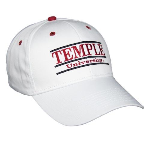 buy popular 95639 58b05 Temple University Owls Bar Hat
