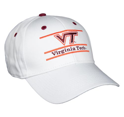 Virginia Tech Snapback College Bar Hats by The Game 7c8ef1dc1b61