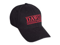 Georgia DAWGS Bar Hat