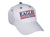 American University EAGLES Nickname Bar Hat