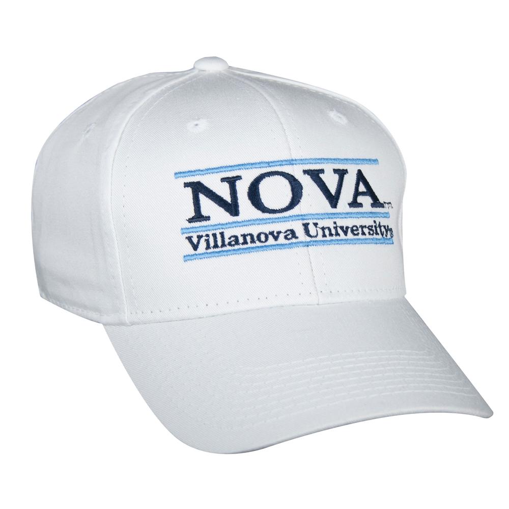 f9310960909 Villanova University NOVA Bar Hat by The Game