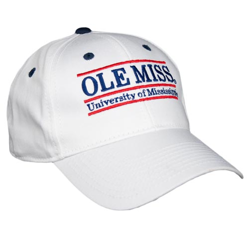 824e97ee82667 Mississippi Snapback College Nickname Bar Hats by The Game
