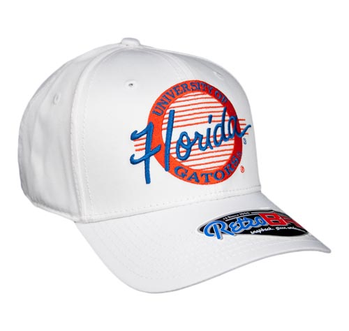 Florida Large Retro Snapback College Circle Hats by The Game 5d5499232b9
