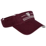 Texas A&M Golf Visor