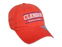 Clemson Soft Structure Bar Hat from The Game