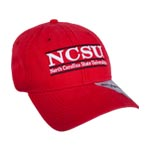 North Carolina State 3D Color Bar Hat