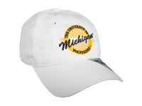 Michigan Soft Structure Circle Hat