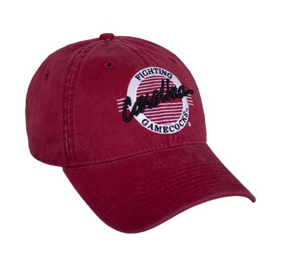 South Carolina Soft Structure Circle Hat