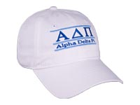 Alpha Delta Pi Sorority Bar Hat