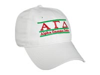 Alpha Gamma Delta Sorority Bar Hat