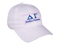 Delta Gamma Sorority Bar Hat