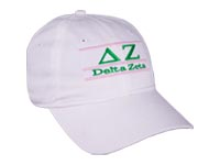 Delta Zeta Sorority Bar Hat