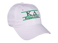 Kappa Delta Sorority Bar Hat
