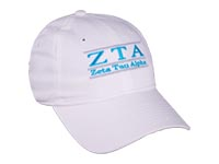 Zeta Tau Alpha Sorority Bar Hat