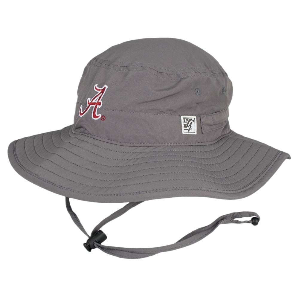 99edd9f09d6 ... norway university of alabama charcoal boonie cap by the game 4cf83 f5a3a