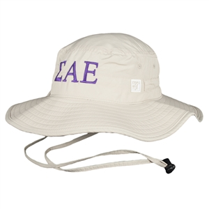 Sigma Alpha Epsilon Ultra Light Khaki Boonie