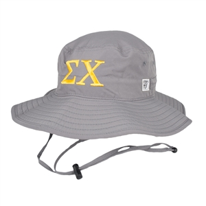 Sigma Chi Ultra Light Charcoal Boonie