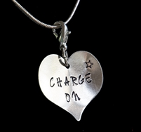 CHARGE On Heart Charm