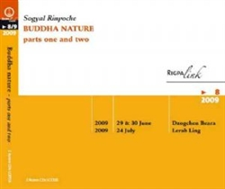 Buddha Nature, Parts One and Two, by Sogyal Rinpoche, Audio CD