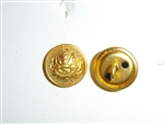 b2442 WW 1 and WW 2 French General Officer button small gold B2D22