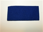 b9671 WW2 US Army Air Force Blue Wool Backing for Combat Air Crew R12D
