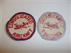 b5708 WW 2 Civilian patch Consolidated Aircraft Company R12A