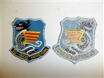 b8072 RVN Vietnam Air Force pocket Patch To Quoc Khomg Gian mch IR7C