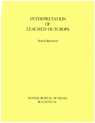 Interpretation of leached outcrops [BOOK]