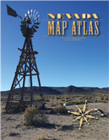 Nevada map atlas (twenty-third edition)