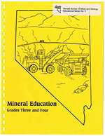 Mineral education for grades three and four