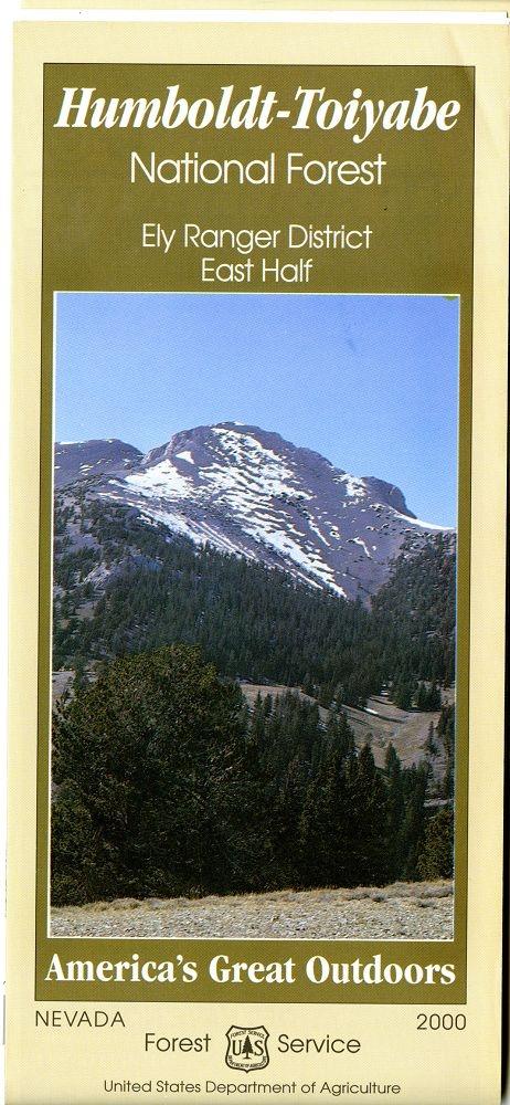Ely Ranger District--east half (Humboldt-Toiyabe National Forest)
