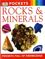 Rocks and minerals (DK Pockets)