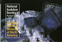 Familiar rocks and minerals of North America (National Audubon Society Pocket Guide)
