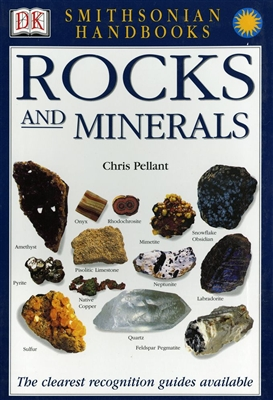 Rocks and minerals (DK Smithsonian Handbooks)