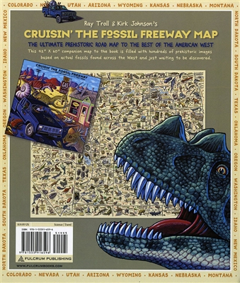 Cruisin the fossil freeway map